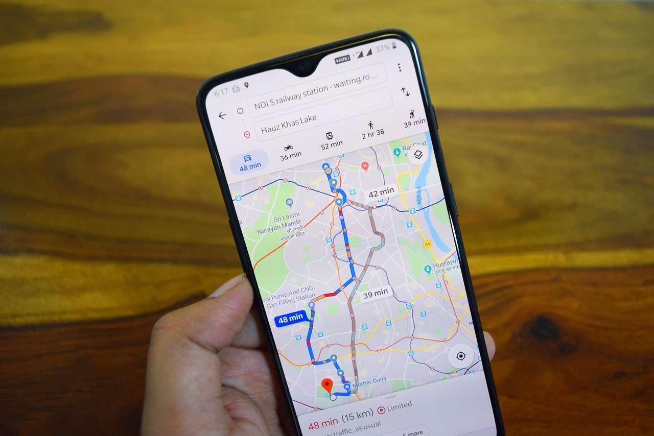 Getting the Most out of Google Maps